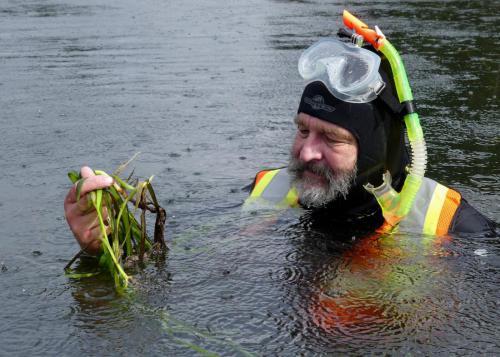 Yogi, legendary marine biologist