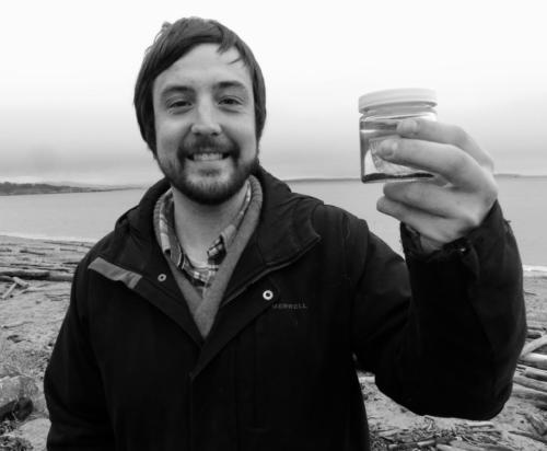 Brian, stream restoration and forage fish expert